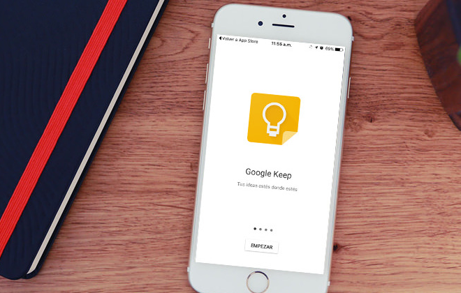 google keep iphone apps keep ya est 225 disponible para iphone y 9427