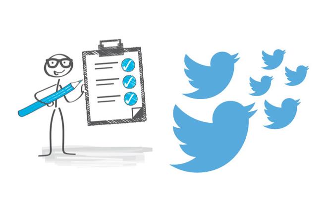 Redes Sociales: Presentamos Las Encuestas De Twitter